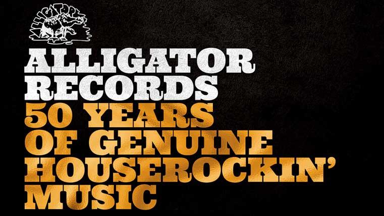 Ponte un Blues - Página 18 Alligator-Records-50-Years