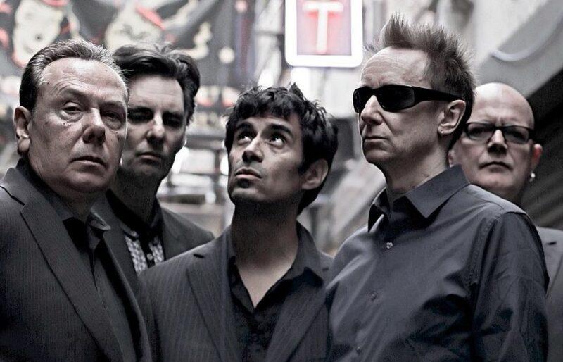 The Godfathers, gira en septiembre