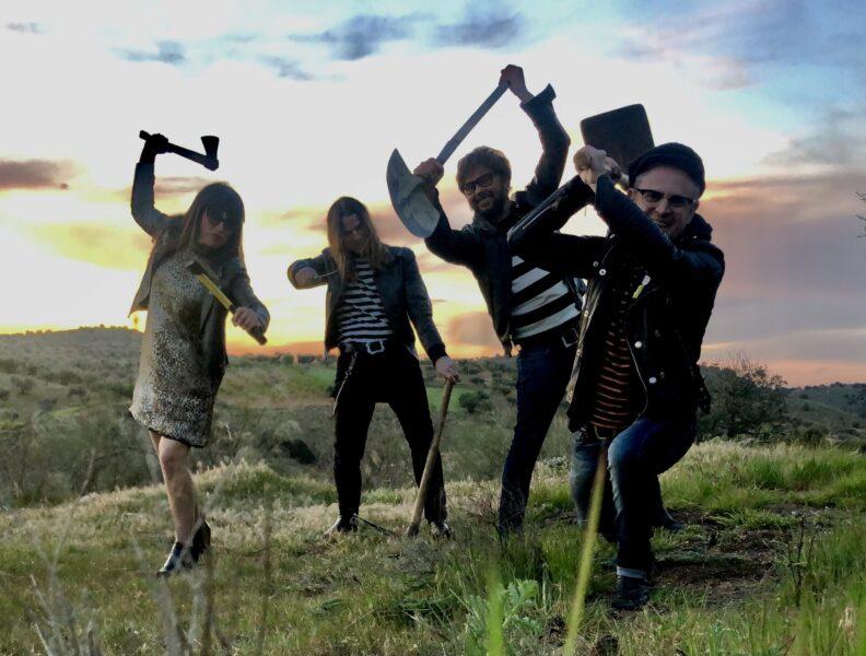Estrenamos el nuevo video de Las Aspiradoras, «Chicoperro»