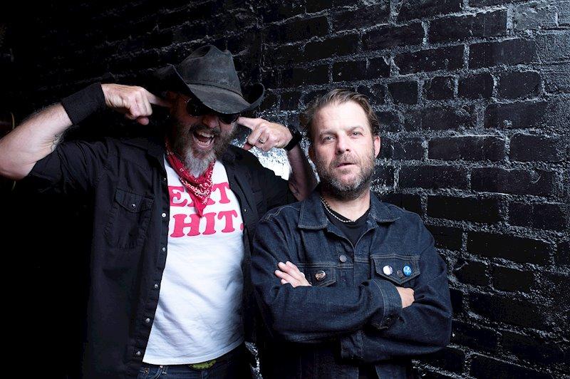 Eddie Spaghetti y Frank Meyer publican disco conjunto