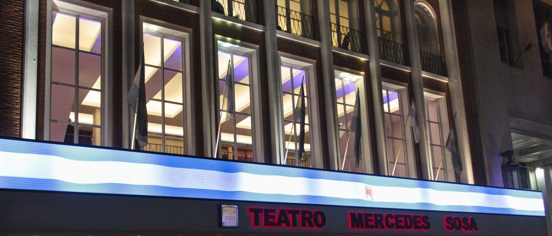 Actualmente se hacen muchas funciones en este Teatro