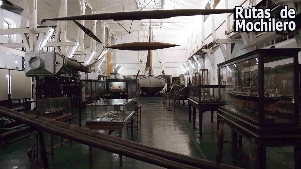 Recorrido del Museo Naval