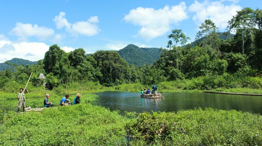 Patrimonio Cultura 5.PERU: Parque Nacional de Manú.
