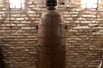 Sótano de las Torturas, en Toledo