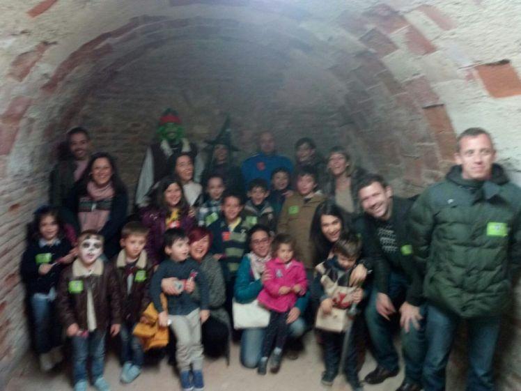 Ruta infantil por Toledo El Hechizo del Duende y la Bruja