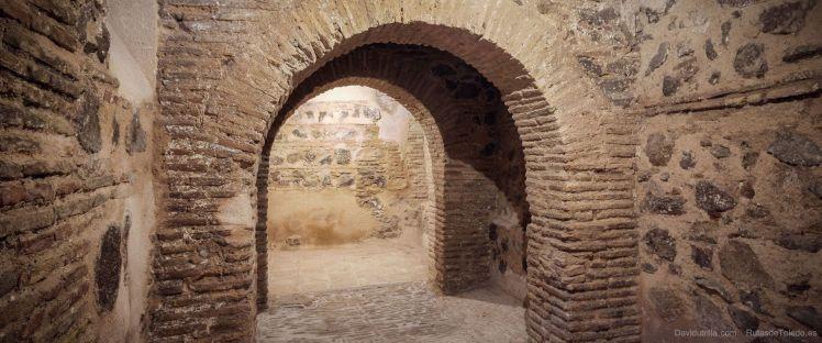 Toledo subterráneo en el Barrio Judío