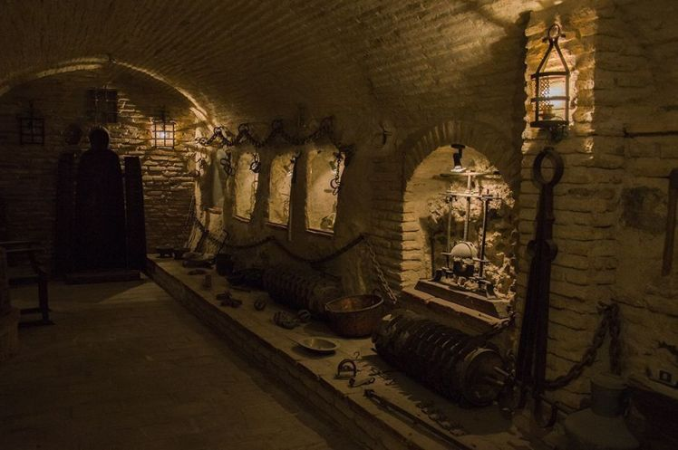 Sótano de las Torturas, Toledo