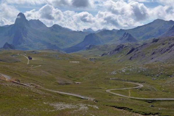 viaje organizado en MTB por los Alpes