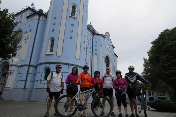 Viaje organizado en bici