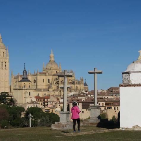 2º premio Concurso fotografico Vias Verdes Europeas 2016 en Segovia