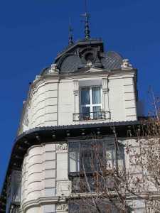 Casa-Palacio Don Federico Ortiz sede de la Fundación Universitaria Española