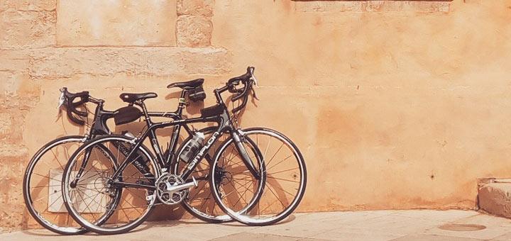 vacaciones en bici en Provenza