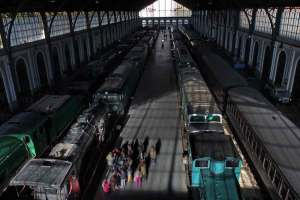 Fuente: Museo del Ferrocarril