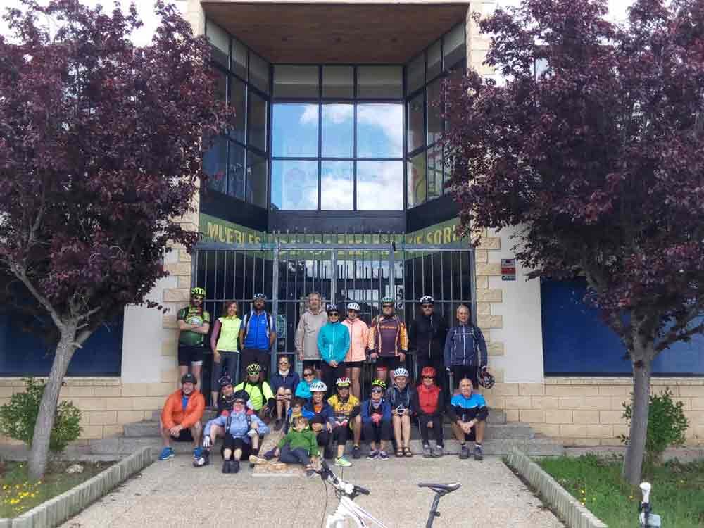 Museo de la bici Abejar