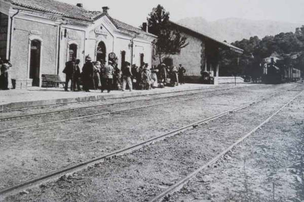 Estacion de Hervas