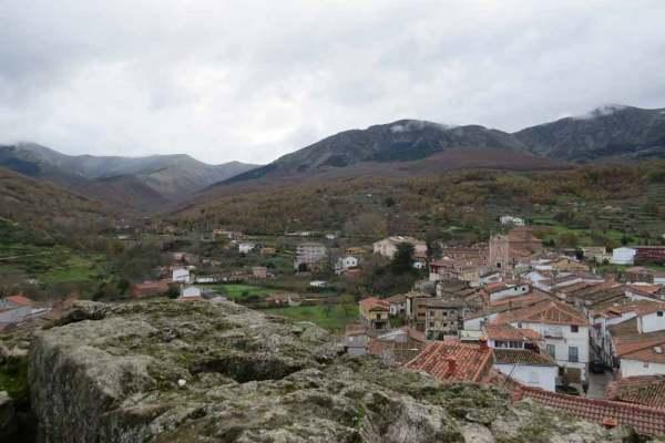 Valle del Ambroz Extremadura