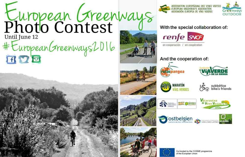 Concurso Fotográfico Vías Verdes de Europa