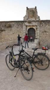 En bici por Chinchon