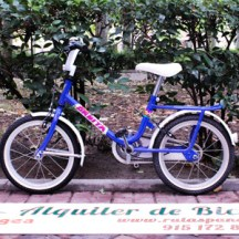 bici niño orbita