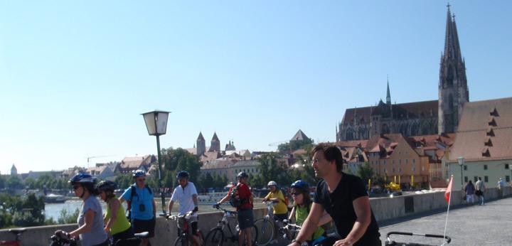 Danubio en bici con Rutas Pangea