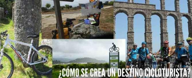 Como se crea un destino cicloturista
