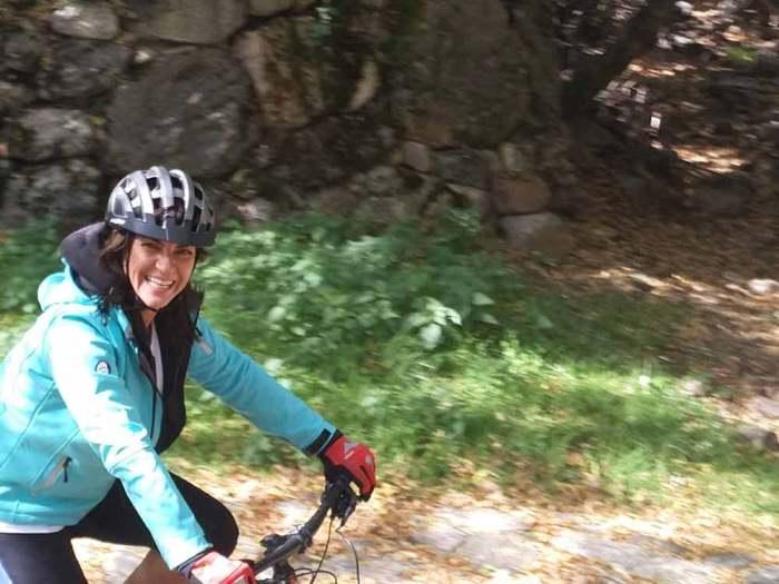 Vacaciones en bici por Guadarrama con Rutas Pangea