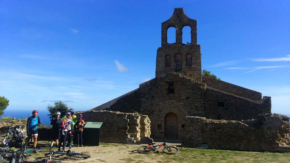 Camí de Sant Jaume Emita de Santa Helena