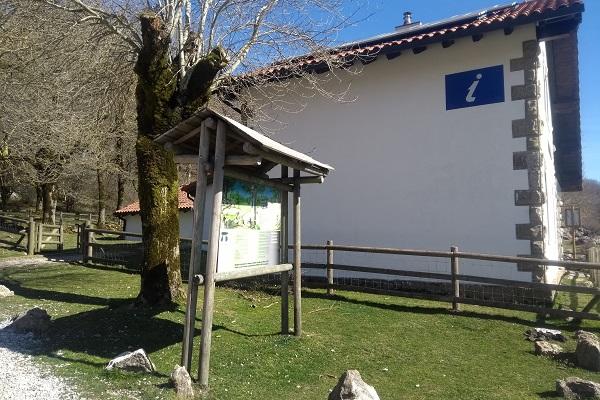 Centro de información de Urbasa