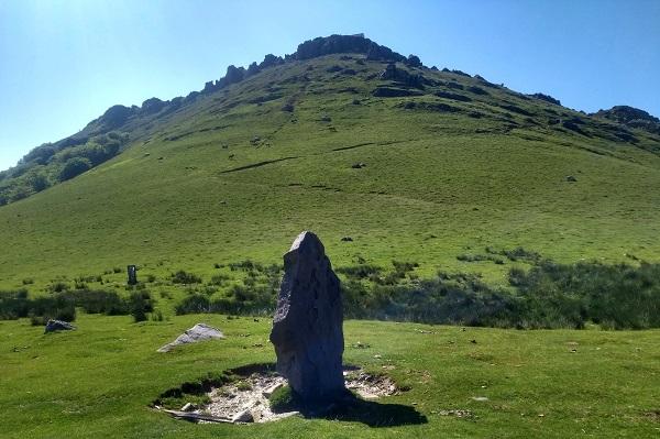 Menhir de Buztiz