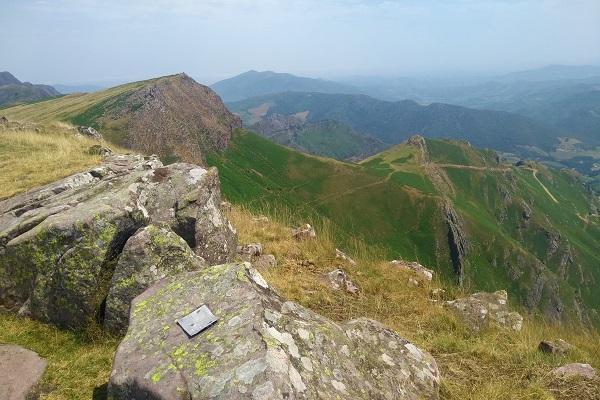 Vistas desde Buztanzelai