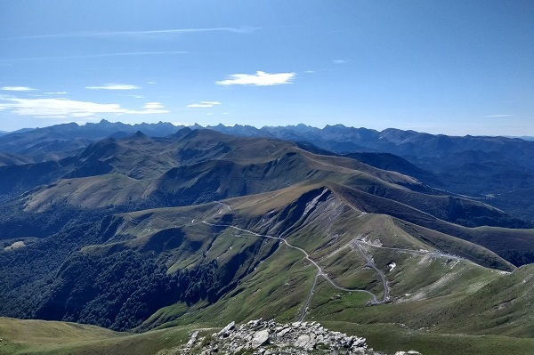 Vistas de Pirineos