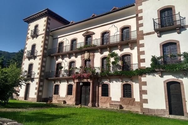 Palacio de Erreparatzea