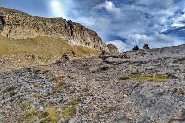 Zona rocosa