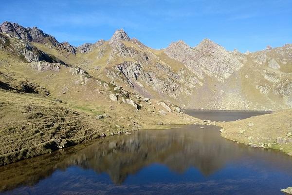 Lac Bersau 2080 m