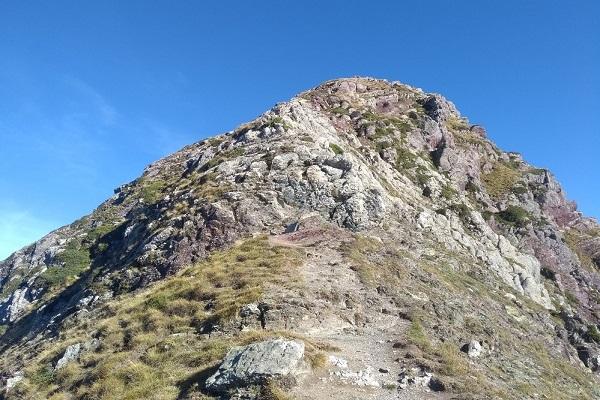 Pico de los Monjes Pic des Moines