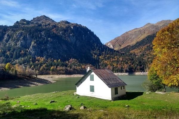 Lago de Bious-Artigues