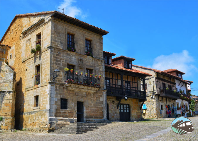 Casonas de Santillana del Mar