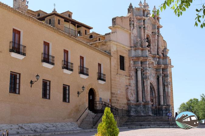 Basílica de la Vera Cruz – Caravaca de la Cruz