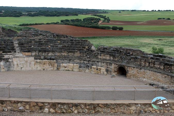 El Anfiteatro de Segóbriga