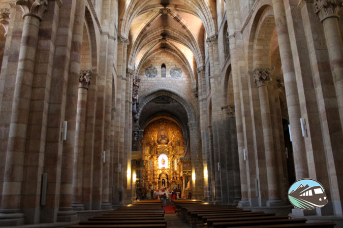 Basílica de San Vicente - Ávila