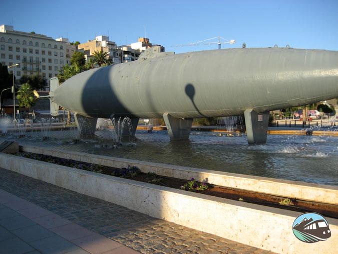 Submarino de Isaac Peral - Cartagena