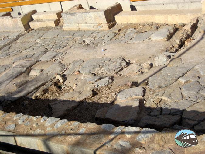 Calzada romana – Cartagena