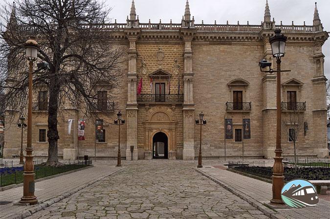 Palacio de Santa Cruz – Valladolid