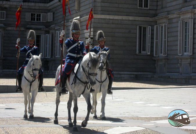 Cambio de guardia - Madrid