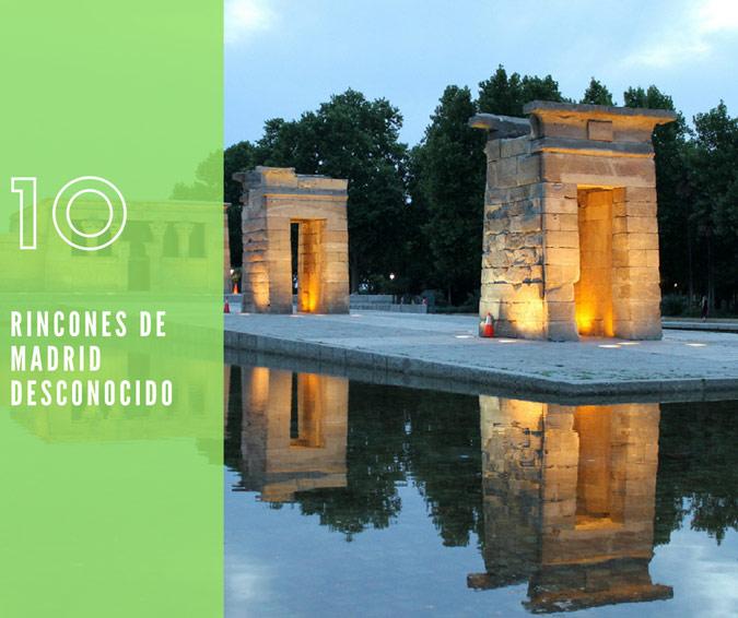 Madrid desconocido