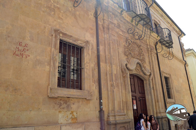 Casa-museo de Unamunoen Salamanca