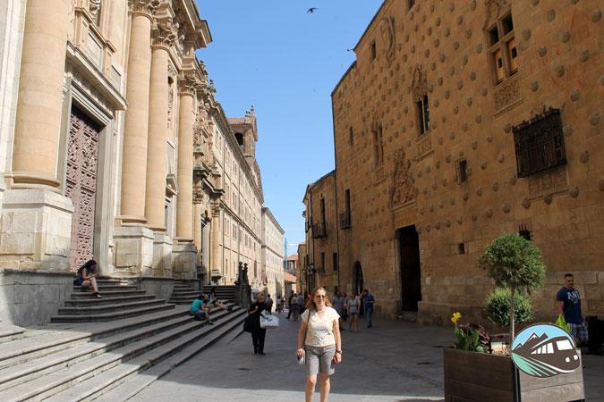 esquina de los tres coños - Salamanca