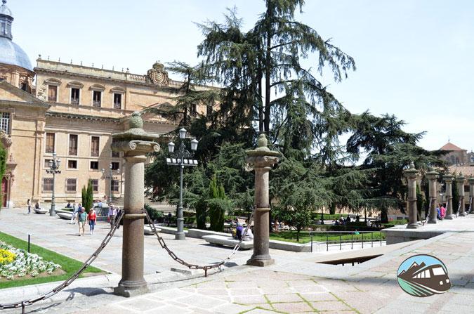 Jardines de Anaya - Salamanca
