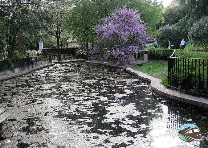 Quinta de la fuente del Berro - Madrid