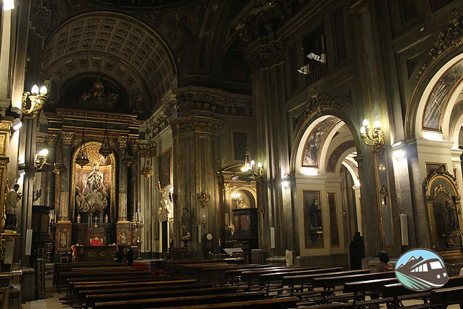 Iglesia de San José - Madrid